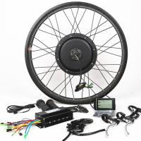 Quality High Speed Electric Mountain Bike Motor Kit Use In Fat Tyre E Cruiser Bike for sale