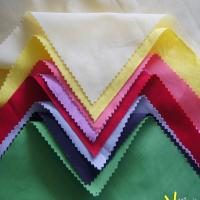 Quality Hot Selling Cheap Plain Dyed 100 Cotton Fabric for Clothes/bed sheet for sale