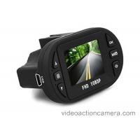 Quality Front And Rear Car Camera Recorder / Car Dvr Dash Cam Gps With AVI Video Format for sale