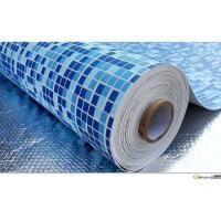 Quality ASTM, Mosaic pvc swimming pool liner, Flexible and waterproof pvc swimming pool line, vinyl pool PVC liner replacement for sale