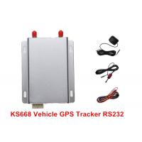 Quality Rechargeable Auto Gps Locator With RFID / Camera / Handset , Waterproof for sale