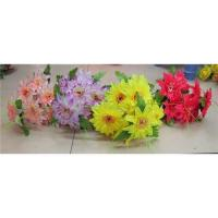 Quality Artificial silk flower zy-012/artificial flower for sale