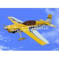 Quality Light Aerobatics RC Model Airplane , Extra300 50cc Gasoline RC Hobby Planes for sale