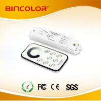 Buy cheap Bincolor T1+R3 12v-24v single color circle touch remote led mini touch dimmer from wholesalers