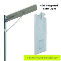 Quality Integrated Solar Garden Light 60W | China Manufacturers for sale