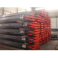 China Round Type L80 Alloy Steel Tubing With Couplings For Transporting Oil Or Gas on sale