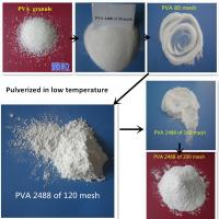 Factory supply Polyvinyl Alcohol PVA powder CAS No. 9002-89-5 for Industrial Adhesive