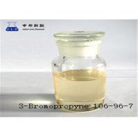 Quality 3- Bromopropyne CAS 106-96-7 Intermediates & Chemicals In Pharmaceuticals for sale