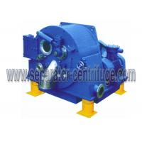 Quality Advanced Structure Blue Peeler Centrifuge With Screw Conveyor For Starch for sale