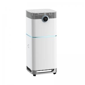 Quality Commercial Filter UVC Sterilizer Air Purifier With Humidifying Function for sale
