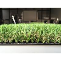 Quality Pet House 35mm Spine Monofil PE Fake Lawn Artificial Grass For Landscape for sale