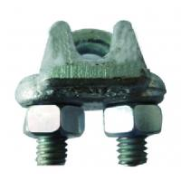 China U.S. type Drop Forged WIRE ROPE CLIP on sale