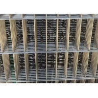 Quality Silver 304 316 1x1 Welded Wire Mesh High Tensile Strength for sale