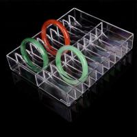 Quality Countertop PMMA Acrylic Bracelet Rack Acrylic Necklace Stand For Super Mall for sale