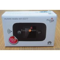 Quality Huawei E5377 Mobile Wifi 150mbps Wireless Router 4G LTE Cat4 Mifi Hotspot for sale