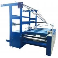 Quality Easy Operation Fabric Folding And Sewing Machine Doubling Rolling Combined Machine for sale