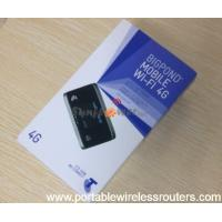 Quality Portable Hotspot 4G Mifi Sierra Aircard 760s LTE Router 100Mbps for sale