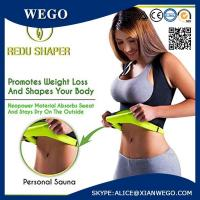 Quality Women's Hot Shapers Shirt - Redu Shaper Belt Tecnomed Thermo Slimming for sale