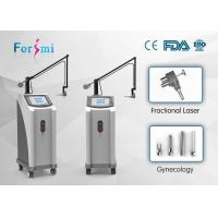 Quality Best product for painless vaginal tightening and whitening machine CO2 laser for sale