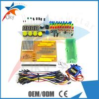 Quality Lightweight Arduino Starter Kit With Plastic Box Electronic Project DIY Motherboard for sale