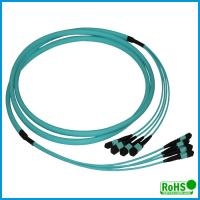 Quality High Performance MPO Fiber Optic Cable With Multi - Cores PVC Jacket for sale