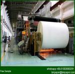 Quality excellent bursting strength brown kraft paper for sale