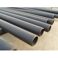 Quality API Petroleum Pipeline Hot Finish Seamless Carbon / Alloy Steel Pipe Beveled Ends for sale