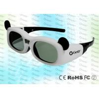Quality 144Hz 0.7Ma DLP LINK Child 3D Glasses GL600 Lightweight With Less Than 38g for sale