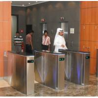 Buy Hidden gate turnstile for luxury office buildings at wholesale prices