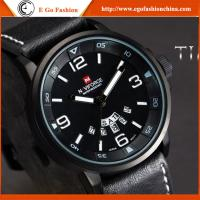 Quality Luxury Sports Watch Top Brand in China Ebay Watch Supplier Stainless Steel Leather Watches for sale