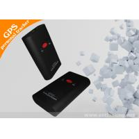 Quality GT03B Get Location Via SMS Mini USB Charging GSM Personal Tracker With Low Battery Alarm for sale