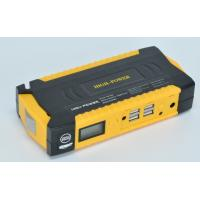 Quality 600A Peak Current 18000mah Emergency Power Bank / Portable Car Jump Starter Battery for sale