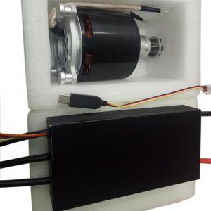 Quality HV 22S 500A Brushless Esc Motor Controller Vinyl For RC UAV / Airplane / Paramotor for sale