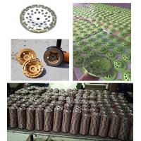 """Quality 7"""" Diamond Tools Double Row Diamond Cup Wheels for Handhold Grinders for sale"""