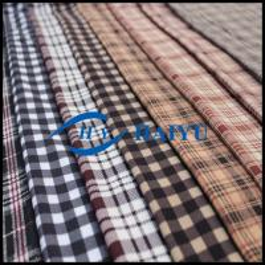 China Multicolor Nurse Plaid Fleece Fabric For Blankets Warp Knitting on sale