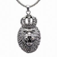 Quality Silver Pendant, Customized Designs are Welcome for sale