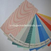 Jacquard Vertical Blinds Fabric for doors