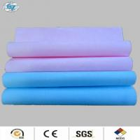 Quality Nylon Microfiber Spunlace Non Woven Polyester Fabric In Curtains And Blind Window for sale