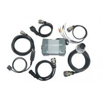 Quality Mercedes Benz Truck Diagnostic Scanner Mercedes Star Diagnosis Tool for sale