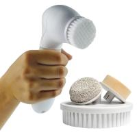 Quality Effectively Electric Skin Cleansing Brush Waterproof For Deeply Cleaning Skin for sale