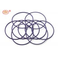 Quality Customized  Purple High Temperature Silicone O Rings  For Auto Parts for sale