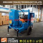 Quality Diesel Engine Self Priming Trash Pump, Vacuum Prime Assist Pumps, Solid Handling Pumps for sale