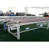 Quality Automatic Flat Timing Belt Conveyor System For Automobile Electronic Assembly Line for sale