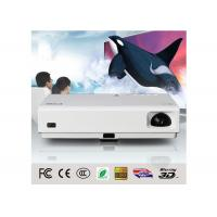 Quality 3D DLP Android WIFI LED Projector  , Wifi Video Projector For Movie Enjoy 3000 Lumens for sale