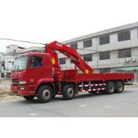Quality Mobile hydraulic telescopic boom Truck mounted Crane 10 tones to 130 tones for sale