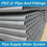 Quality heavy duty pvc pipe /pipe pvc sch 40/mpvc and upvc /pvc conduit pipe/explain pvc plastic p for sale