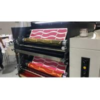 Quality 2 Colors Disposable Paper Cup Flexo Printing Machine / Punching Machine FD920 for sale
