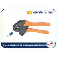 Quality Self Adjustable Terminal Crimping Plier  For Insulated Terminals Wire for sale