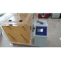Quality Rotary Box Touch Screen Control Feathers Textile Lab Equipment For Downproof Or Fillproof for sale