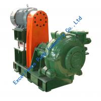 Quality High Concentration horizontal, centrifugal slurry pump EHR for ore dressing for sale